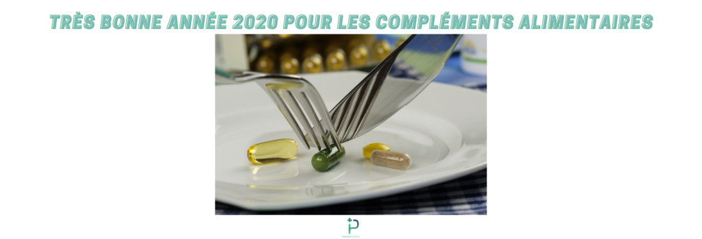LES COMPLÉMENTS ALIMENTAIRES EN 2020