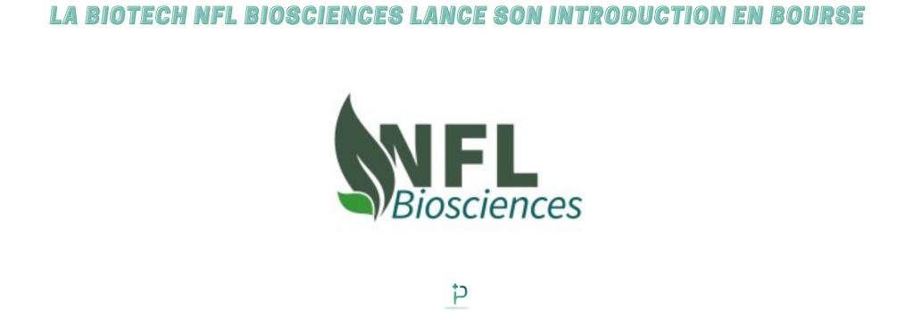 Logo de NFL Biosciences