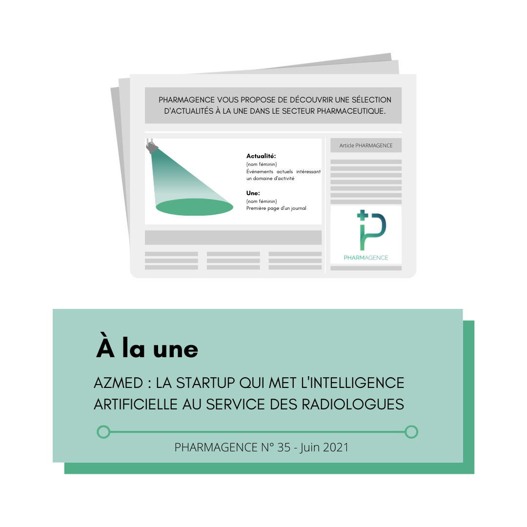 AZMED : MET L'IA AU SERVICE DES RADIOLOGUES