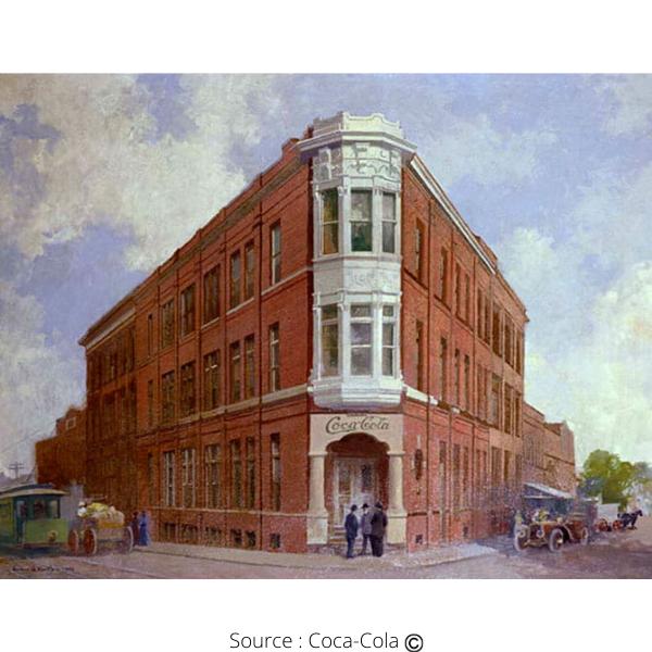 Bâtiment Coca-Cola