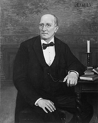 """Johan Edvard Lundström, l'inventeur des allumettes dites """"de sûreté"""""""