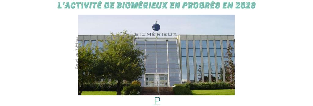 Façade bâtiment BioMérieux