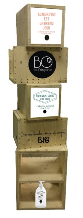 La vente en vrac chez Bul'Organic
