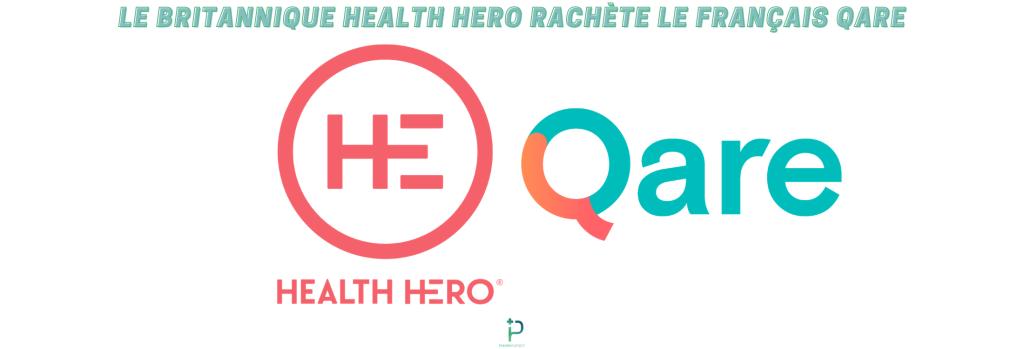 HEALTH HERO RACHÈTE LE FRANÇAIS QARE